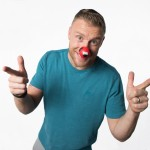 Freddie Flintoff is working with Fitbit to help raise £150K for Red Nose Day as part of the Step Up Get Down campaign.